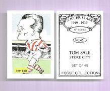 Stoke City Tom Sale 45 (FC)